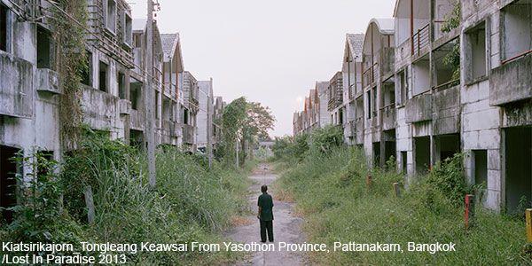 Kiatsirikajorn_Tongleang Keawsai From Yasothon Province, Pattakanam, Bangkok/Lost in Paradise 2013