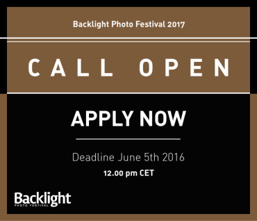 The call is OPEN for Backlight ´17, touring exhibitions and a special prize