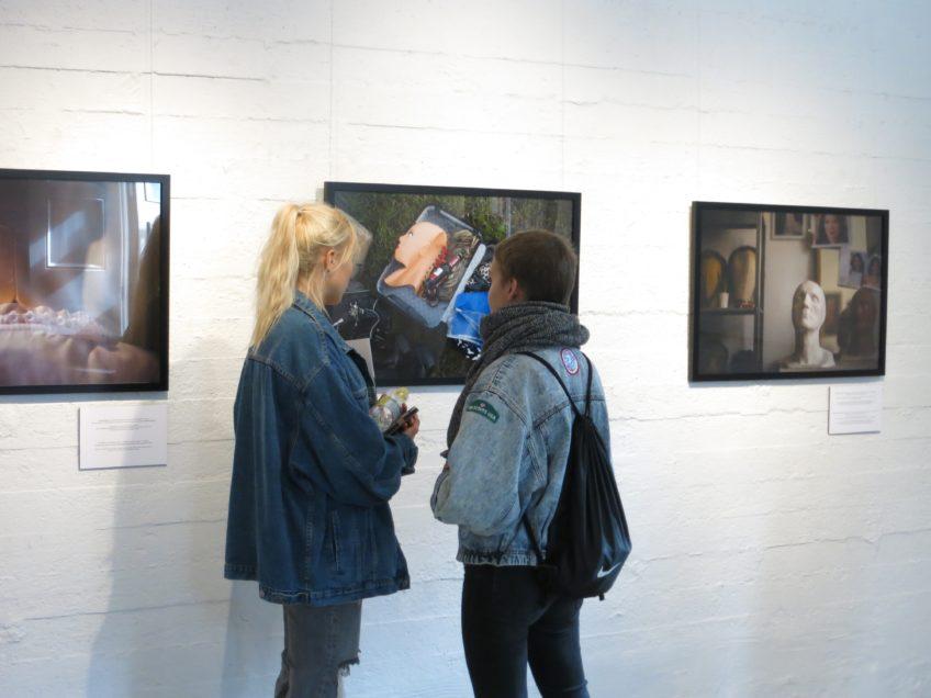 Corinna Kern, Backlight ´14 portfolio winner                         -award exhibition at Backlight ´17