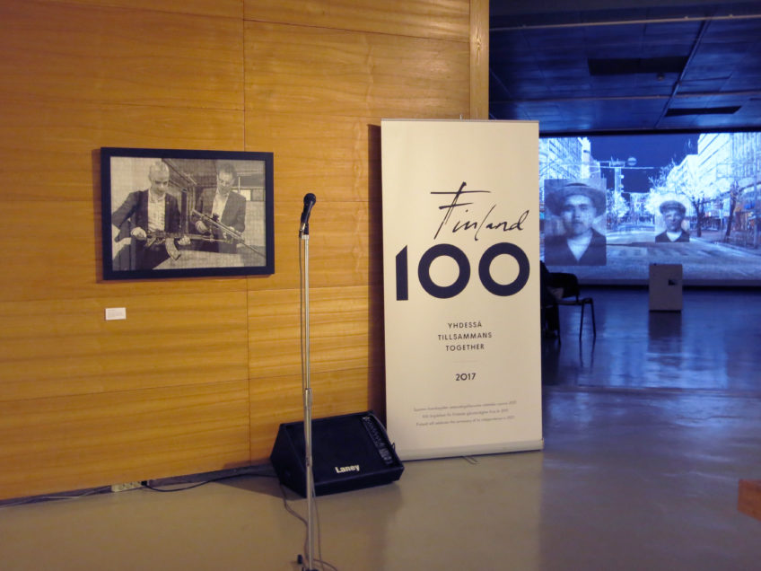 2nd volume of Independence Through the Lenses -Opening tonight in Kaunas