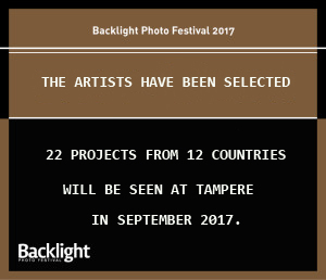 Artists for Backlight ´17 have been selected