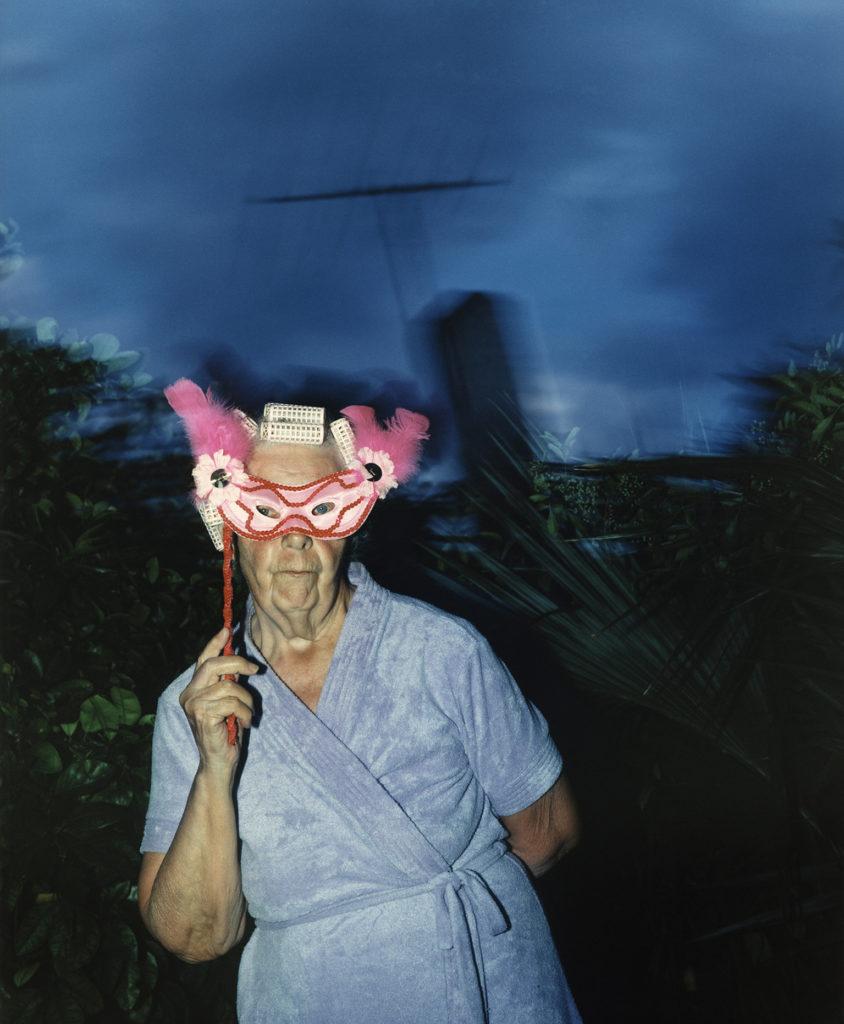 © Nina Korhonen, Anna, Amerikan mummu