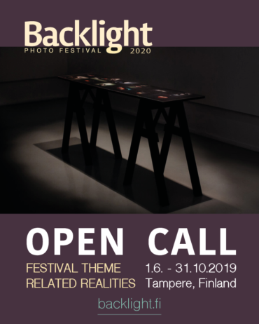 The call is OPEN for Backlight 2020