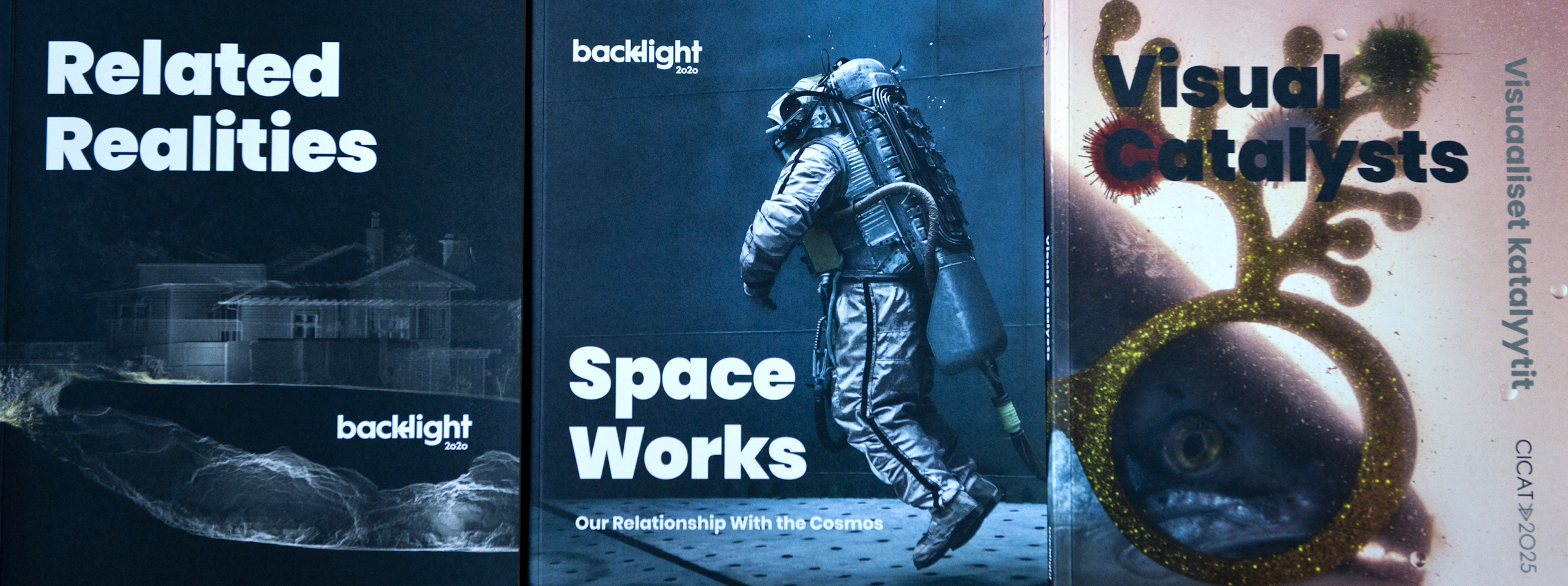 All the books of Backlight2020 Photo Festival trilogy have been published!